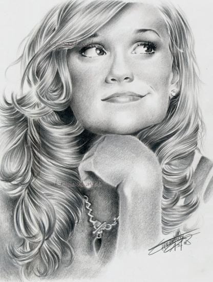 Reese Witherspoon por krysart